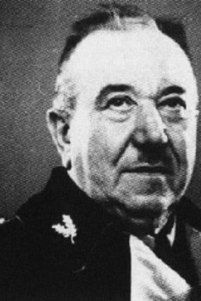 Il colonnello austriaco Karl Maria Wiligut, schizofrenico e megalomane