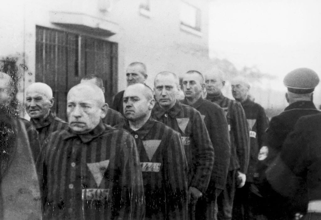"""Dai """"triangoli rosa"""" alla Liberazione - Patria Indipendente"""