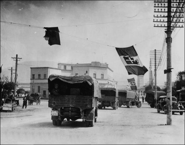 L'Italia fascista invade l'Albania