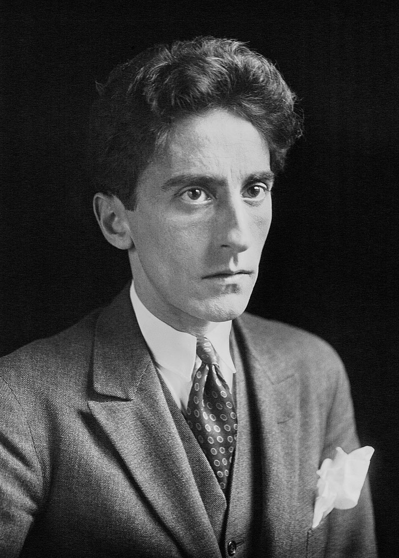 Jean Cocteau nel 1923
