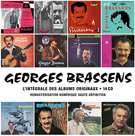 Brassens, chansonnier degli ultimi