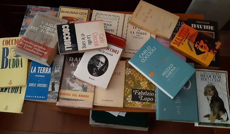 Carlo Coccioli scrisse oltre 40 libri
