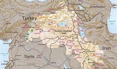 Il popolo curdo in Turchia, Iraq, Iran e Siria