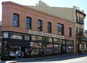 City Lights, la famosa libreria di San Francisco fondata da Lawrence Ferlinghetti