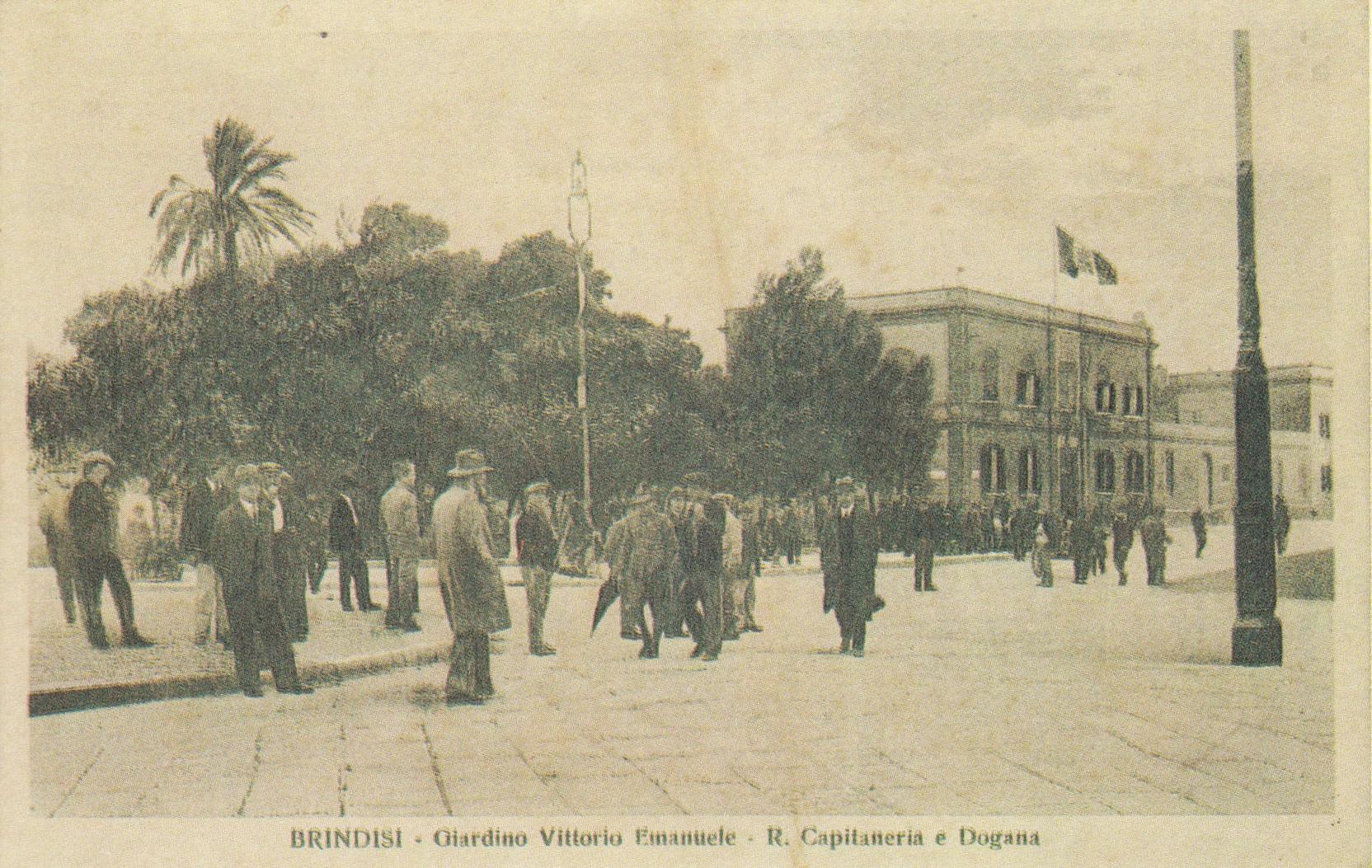 giardinetti Capitaneria e Dogana
