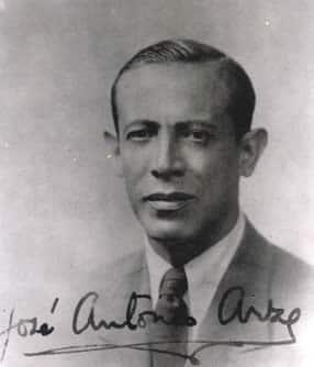 José Antonio Arce, fondatore del Partido de la Izquierda Revolucionaria