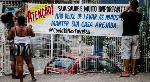 Brasile, favela