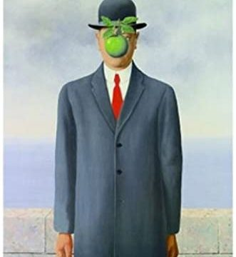 Rene Magritte – Son of Man poster stampa