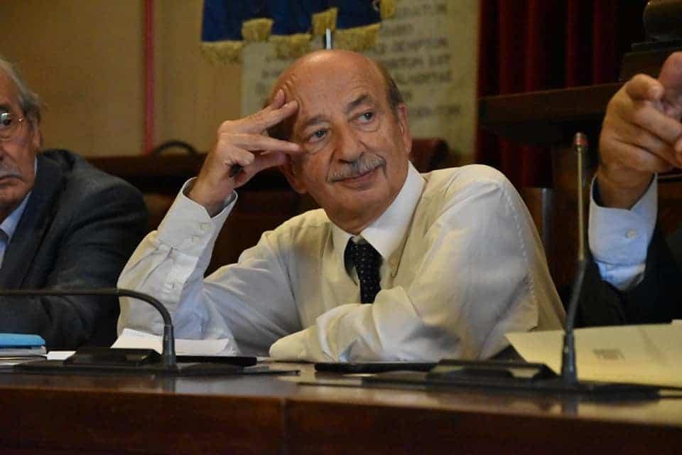 Gianfranco Pagliarulo vice presidente nazionale Anpi e direttore Patria Indipendente