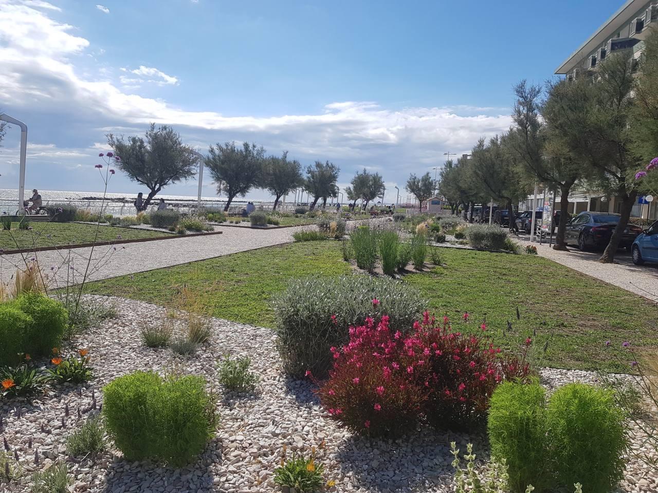 I giardini Nilde Jotti di Pesaro