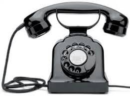 telefono d'epoca