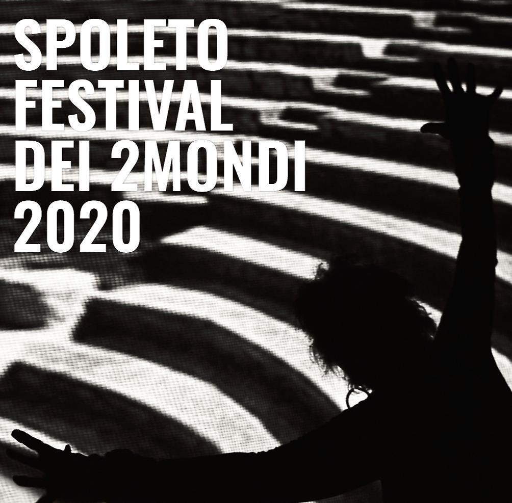 locandina spoleto festival due mondi 2020