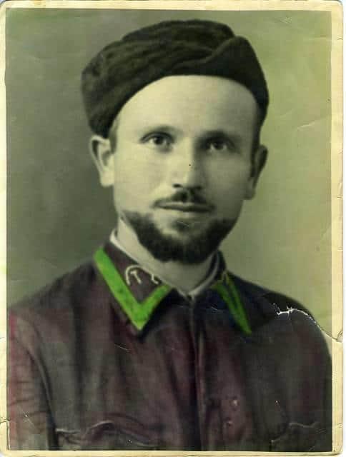 partigiano Dante Bartolini