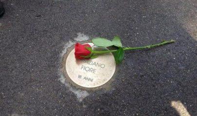 """20 """"pietre d'inciampo"""" a ricordo dei martiri della strage del 28 luglio"""