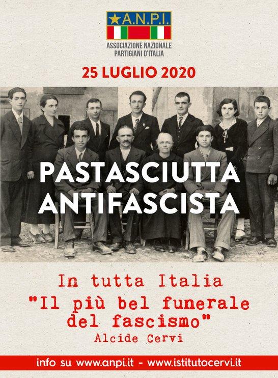 pastasciutta antifascista 2020