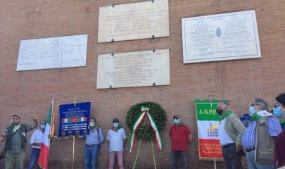 Roma a Porta San Paolo, il 6 luglio 2020 la commemorazione del 6 luglio '60