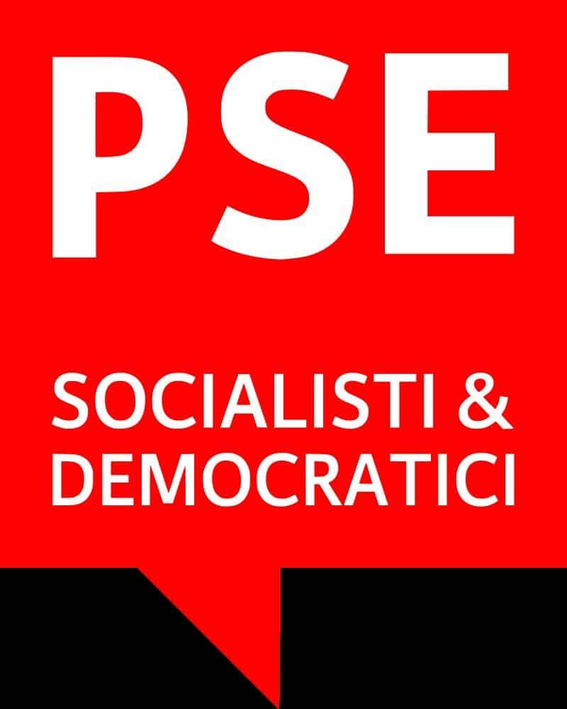 Il simbolo del Partito socialista europeo