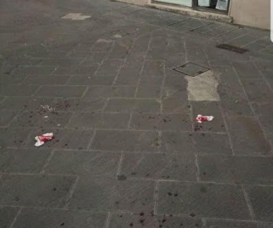 La Spezia dopo l'aggressione neofascista