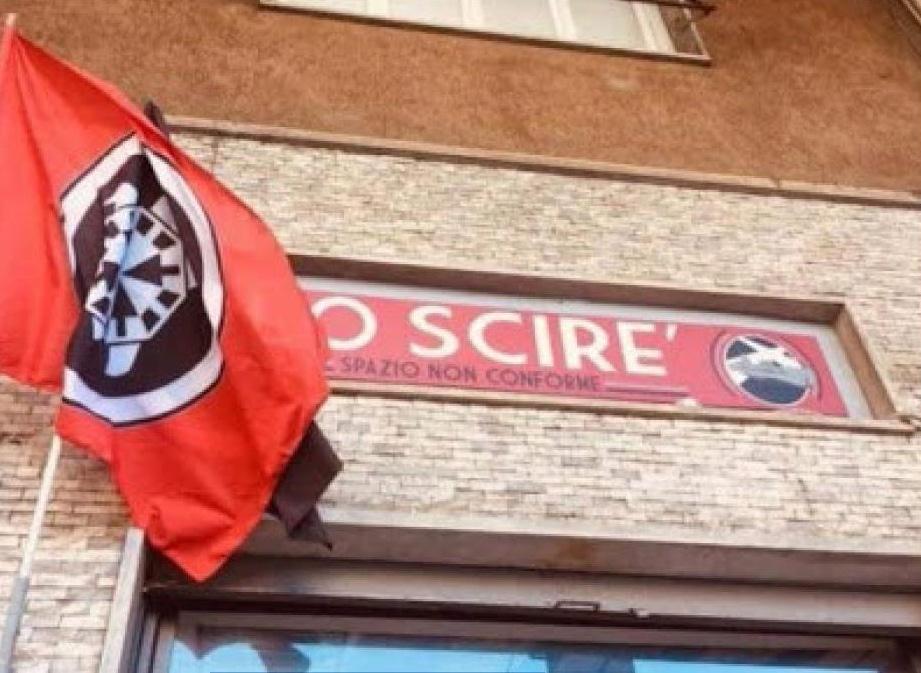 """La Spezia, dall'indagine del blog """"E'sti spazi"""": """"Lo scirè"""" di CasaPound"""