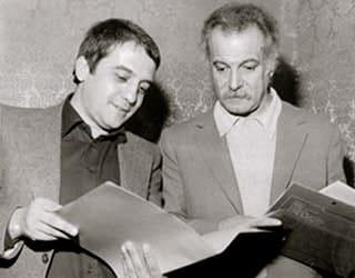 Svampa con Georges Brassens