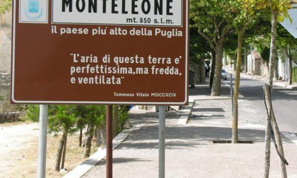 Benvenuti a Monteleone
