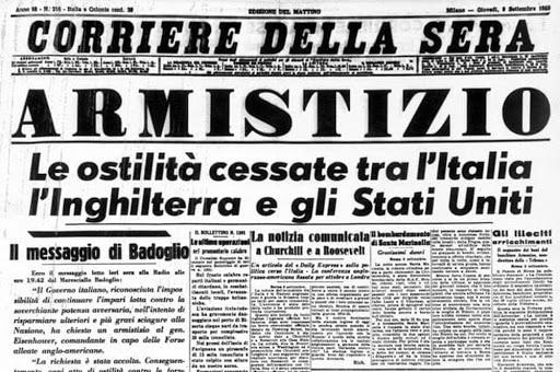 8 settembre, settantasette anni fa - Patria Indipendente