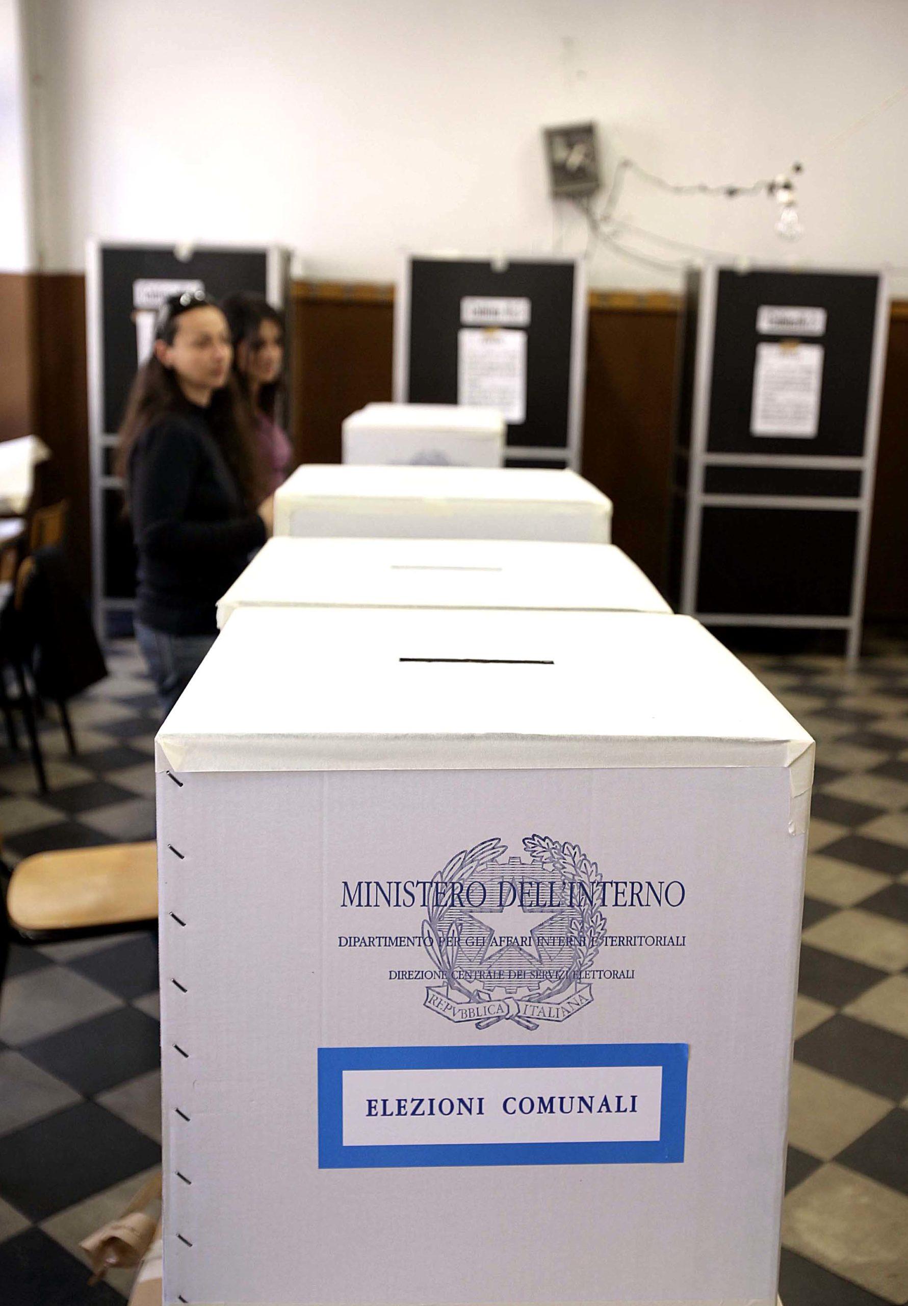 votazioni politiche urna