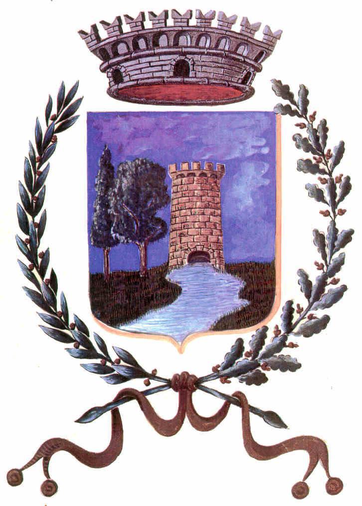 Lo stemma del Comune di Turriaco